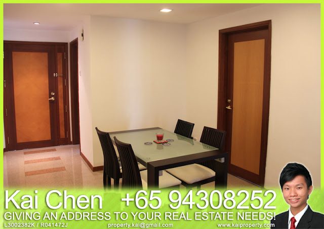 Fortville Service Apartment Singapore - Dining