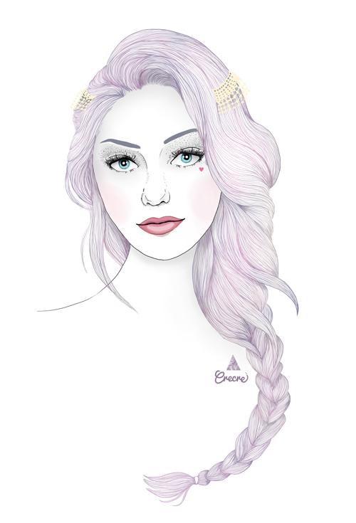 Dope Tumblr Drawings Princesses