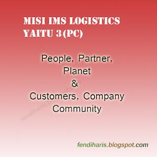 Misi IMS di Tips Memilih Jasa Logistics Terpercaya Di Indonesia
