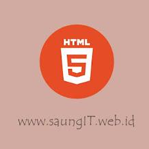 Tutorial HTML #3 - Membuat Link Ke Halaman Lain