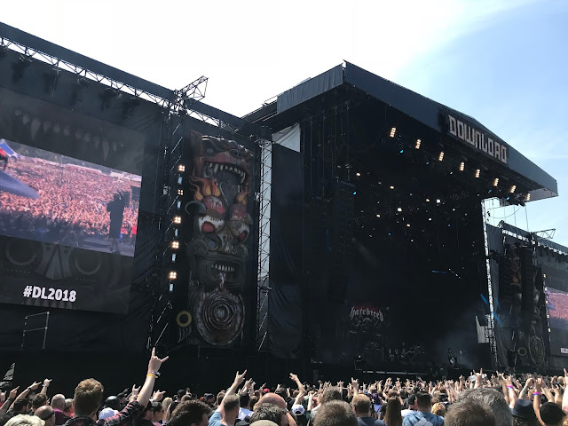 Hatebreed at Download UK 2018