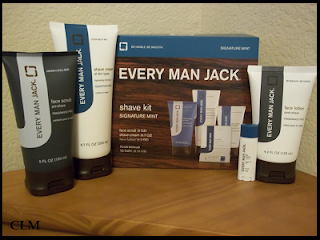 Every Man Jack Shave Kit