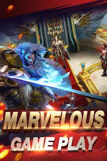 Knight Of Chaos Mod Apk Unlimited Gems