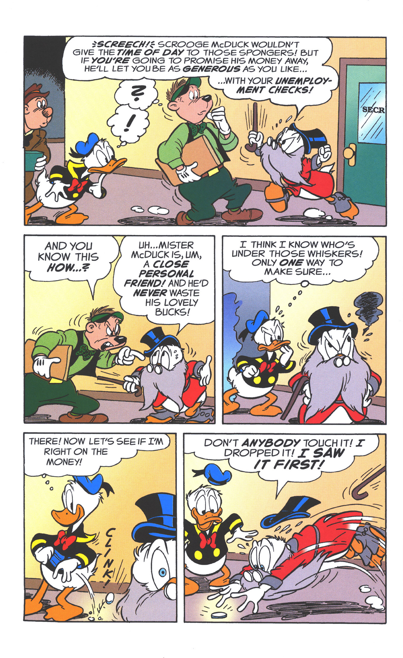 Read online Uncle Scrooge (1953) comic -  Issue #360 - 6