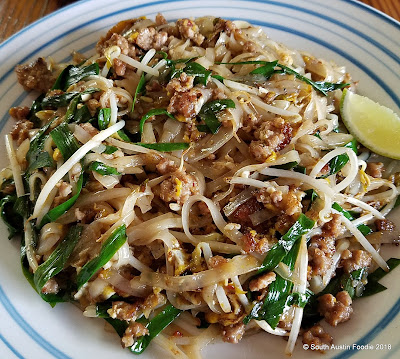 Thai Fresh pad thai