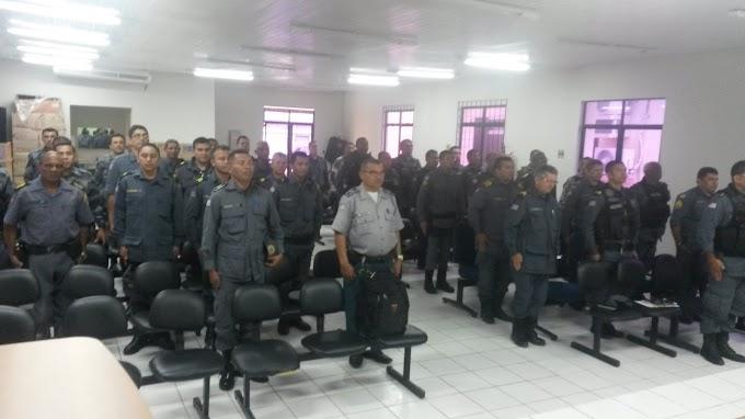 16º Batalhão realiza Formatura Geral em Chapadinha