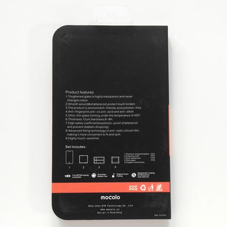 Tempered Glass Mocolo - Xiaomi Mi 6 Full Cover