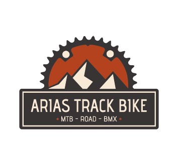 Arias Track Bike