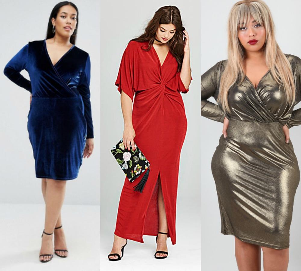 7 affordable plus size party dresses - Love Leah