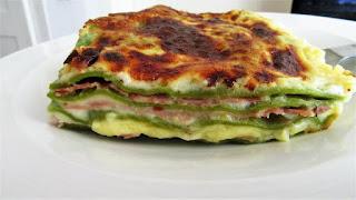 Brze i jednostavne lazanje / Quick and easy lasagna
