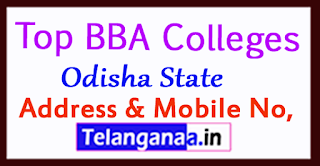 Top BBA Colleges in Odisha