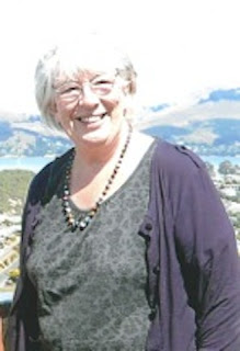 Dunedin author Beatrice Hale