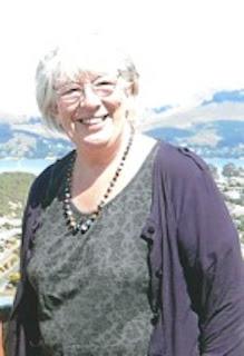 Dunedin author Beatrice Hale