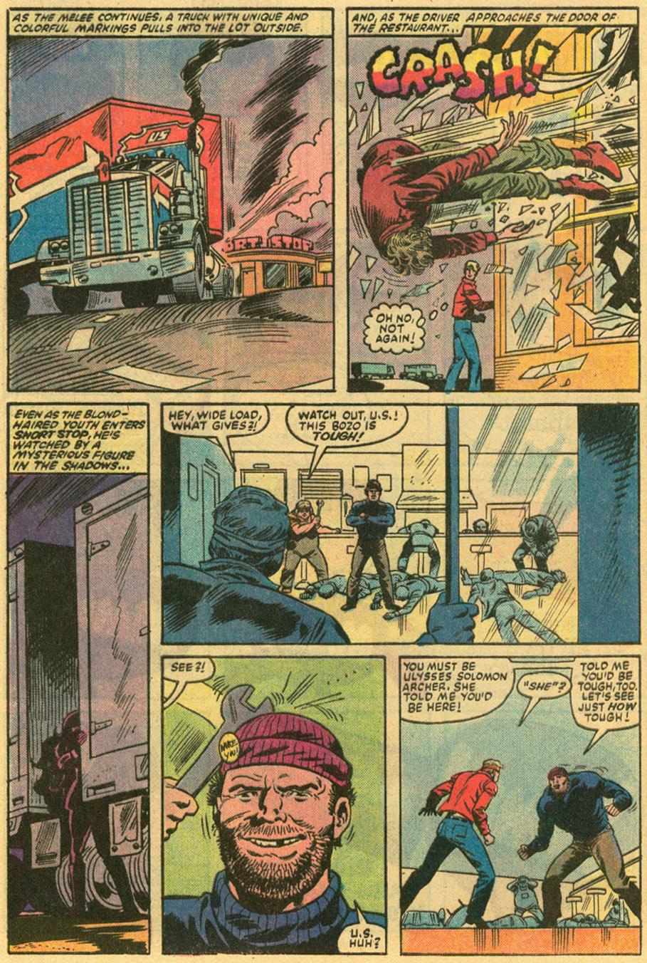 Read online U.S. 1 comic -  Issue #2 - 4