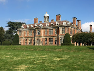 Sudbury Hall rear view