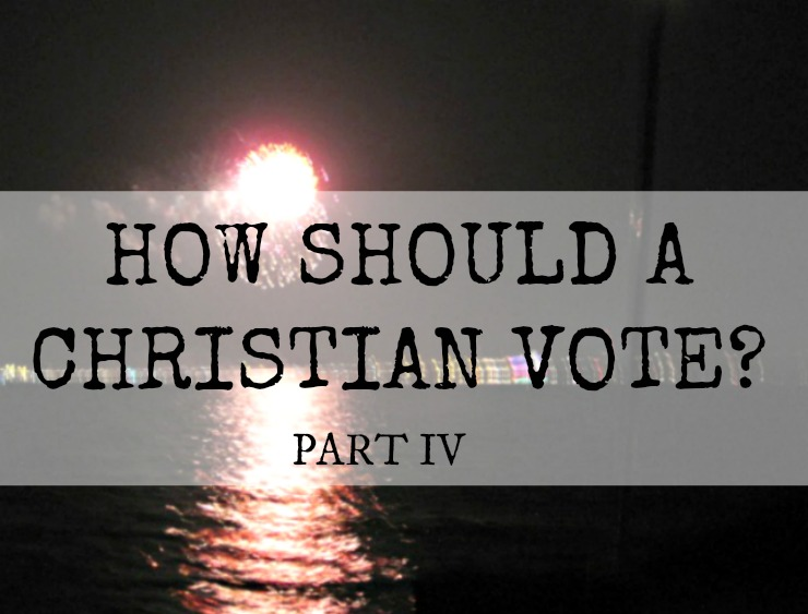 vote voting election christian christianity church