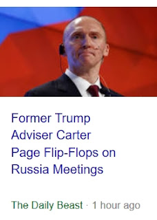 russiagate, carter page russia, putin popcorn, politicians admit meeting russian ambassador lies