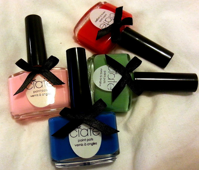 ciate nail varnish paint pot