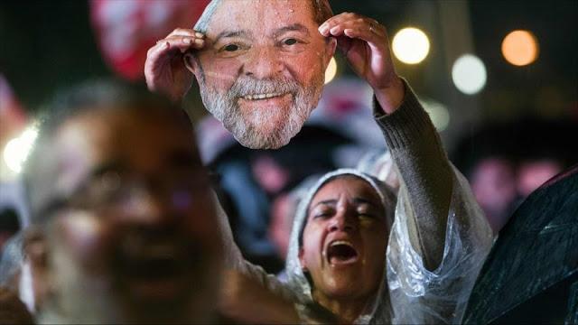 El Supremo revisará próximamente recurso sobre libertad de Lula
