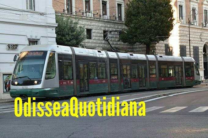 #PUMS - Nuovo tram 32!