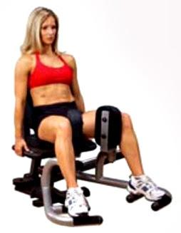 Rutina ejercicio aductor mujer