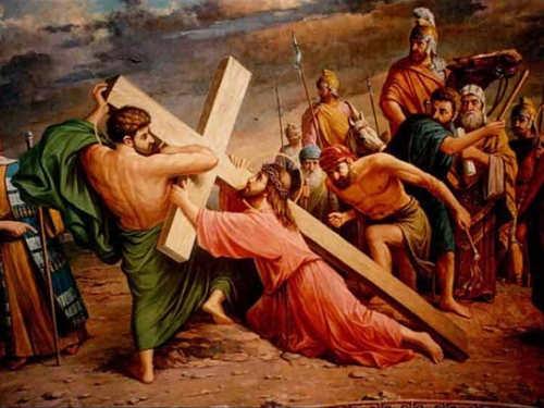 библия толкование зачем рисуют исуса хреста