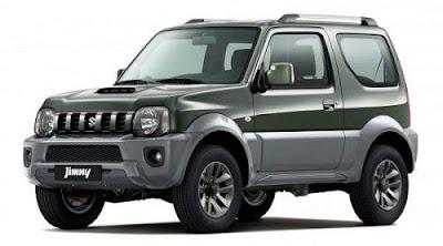 Daftar Harga Suzuki Jimny