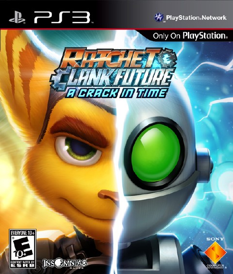 GAME PUPG FREE 2017: Ratchet And Clank Future A Crack In Time