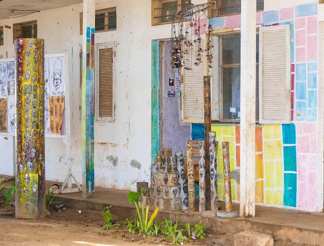 Village des Arts, Senegal