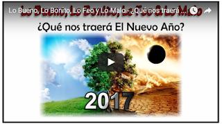 IMAGEN Lo Bueno, Lo Bonito, Lo Feo y Lo Malo  Qué nos traerá El Nuevo Año  N° 09