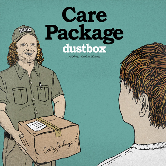 <center>New Dustbox album 'Care Package' to be released this July</center>