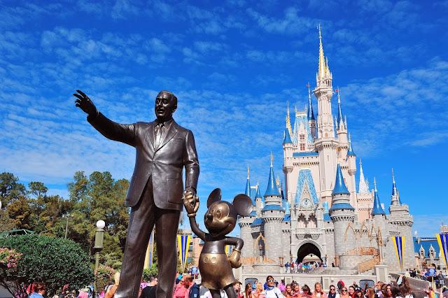 Um pouco sobre a magia da Disney
