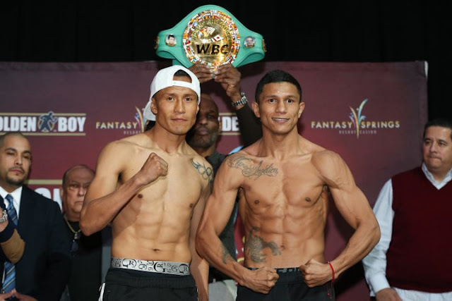 Miguel Berchelt vs. Francisco Vargas
