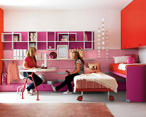 Interior Design Ideas for Teenage Girl\'s Rooms - Dwell Of Decor