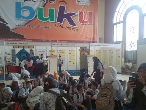 Pesta Buku Bandung 2018