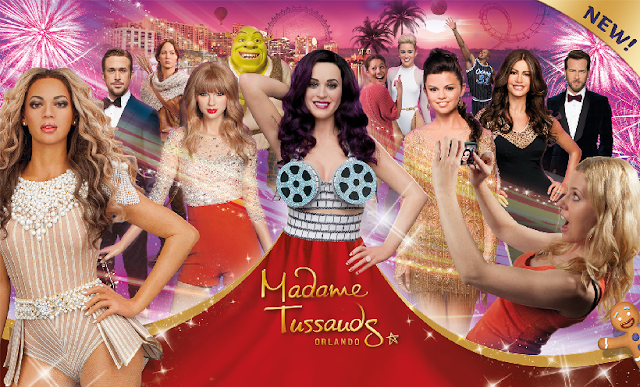 Museu de cera Madame Tussauds na International Drive em Orlando