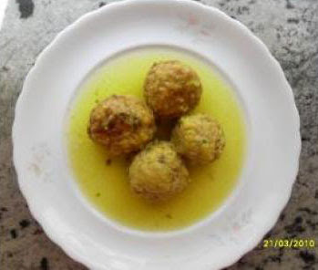Albondigas analó thermomix