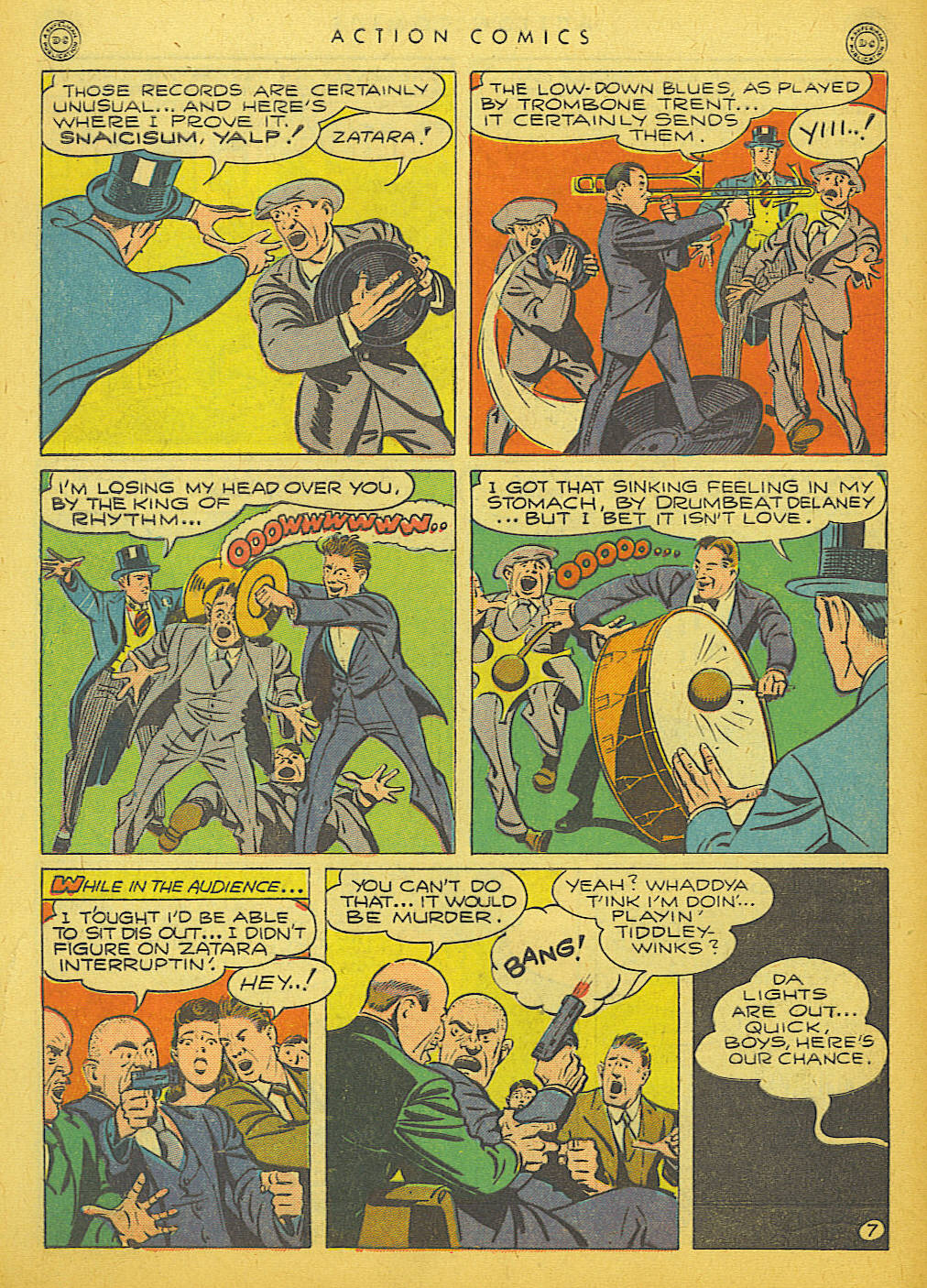 Read online Action Comics (1938) comic -  Issue #86 - 48