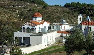 Το Μοναστήρι της Αγίας Αικατερίνης στην Αίγινα