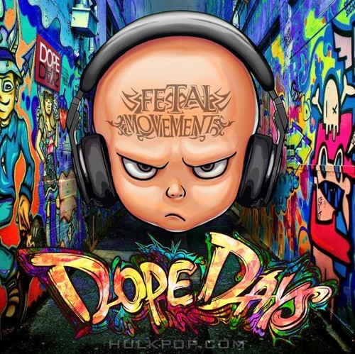 DOPE DAYS – Fetal Movement – EP (AAC)