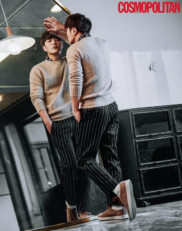 Jin Goo, Jin Goo Cosmopolitan, Jin Goo  2016, 진구, Descendants of the Sun