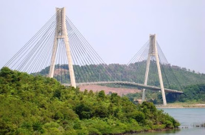 Jembatan Barelang Ikon Kota Batam
