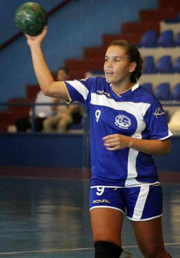 Paraguay no podrá contar con su mejor jugadora en ODESUR | Mundo Handball