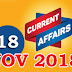 Kerala PSC Daily Malayalam Current Affairs 18 Nov 2018