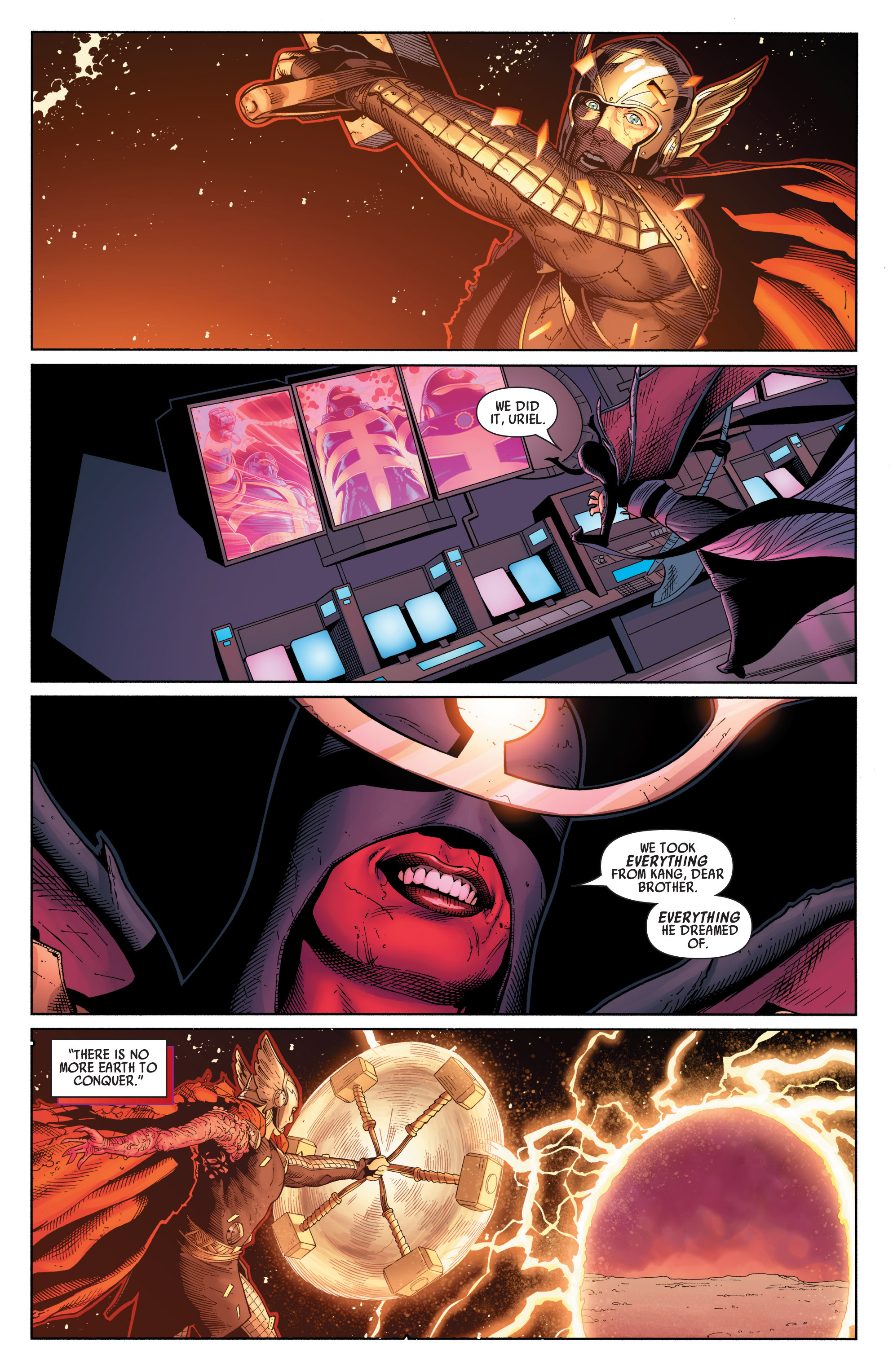 Read online Uncanny Avengers (2012) comic -  Issue #17 - 21