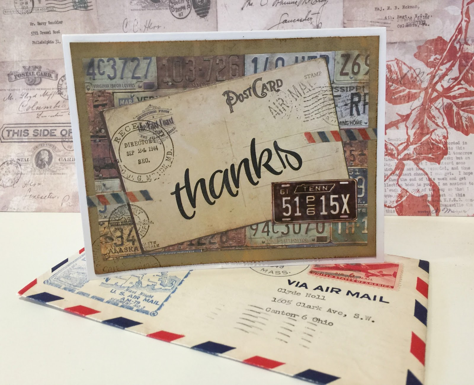 National Thank You Card Month