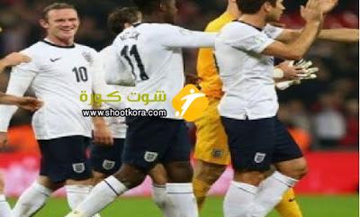 المنتخب الانجليزي واللقاء الثالث امام سلوفاكيا فى المجموعه الثانية فى يورو 2016