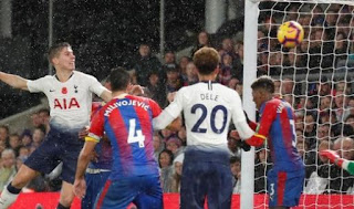 Crystal Palace vs Tottenham 0-1 Full Highlights