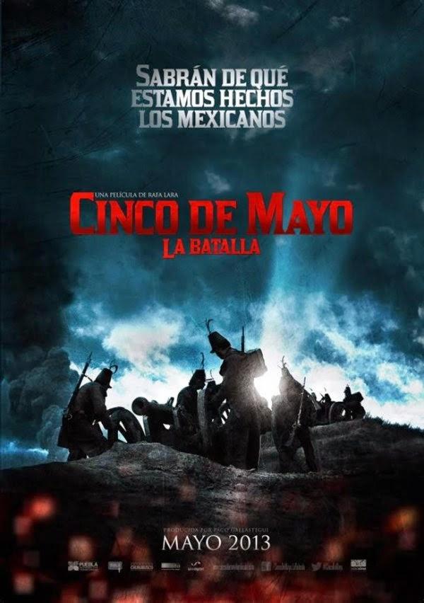 Cinco De Mayo The Battle สมรภูมิเดือดเลือดล้างแผ่นดิน [HD][พากย์ไทย]