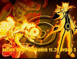 Download Game Naruto Senki Shippuden v1.20 Debug 3 Full Version